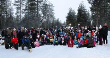 32 Seriously Ill Children Taken on Dream Christmas Trip to Lapland