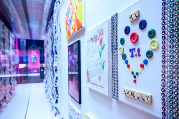 New Art Exhibition featuring work from children and adults opens at the Lowry