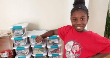 This 10-year-old Girl Has Sent 1,500 Art Kits to Children in Foster Care and Shelters During Coronavirus Lockdown