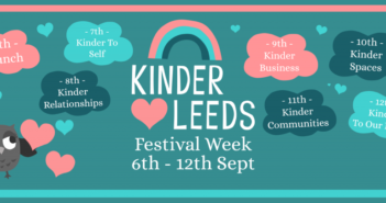 Leeds Festival of Kindness Embraces a Vision of Society Built Upon Compassion