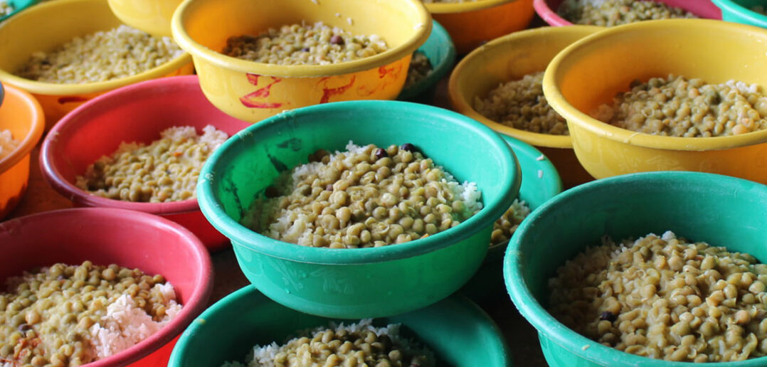 Mary's Meals: tackling world hunger one meal at a time