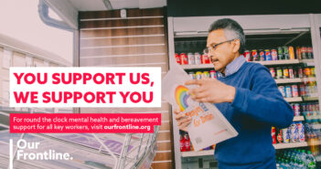 'Our Frontline': 5 charities supporting key workers with their mental health