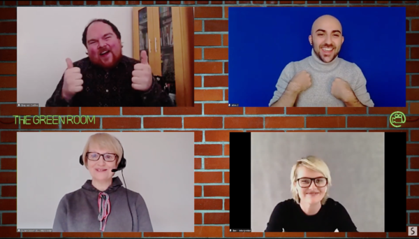 New accessible video podcast celebrates and demystifies accessible theatre