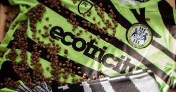 Forest Green Rovers Introduce New Kit Made From Recycled Coffee And Plastic