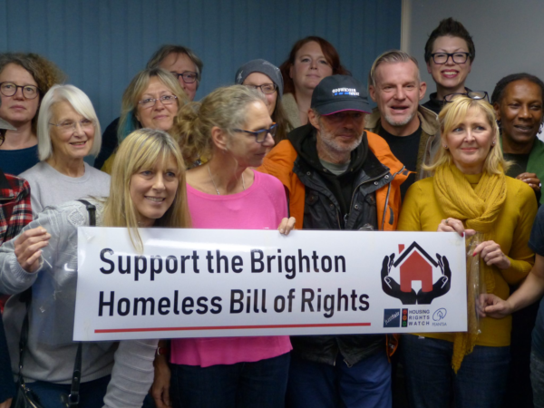 Brighton & Hove has become the first city in the UK to pass a brand new Homelessness Bill of Rights and it could be revolutionary for the current homelessness issue.