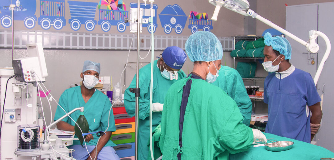 NGOs Complete Renovation on First Joint Paediatric Operating Room in Tanzania