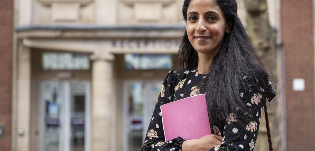 Mum of 5 Wins Life-Changing Degree Scholarship