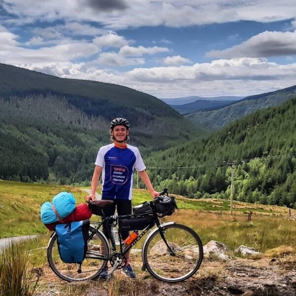 Tour de Full English: The Teenager Cycling for Britain's Best Breakfast