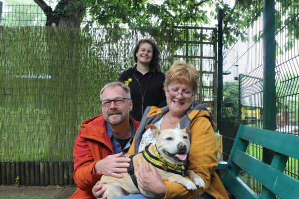 Dogs Trust Merseyside finds home for their oldest dog