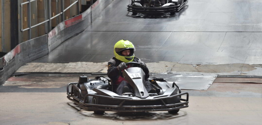 97-year-old WWII Veteran Sets New Go Karting Record