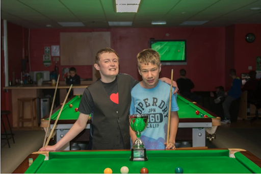 Snooker, Disabilities and Social Enterprise: Celebrating the Stephen Harrison Academy